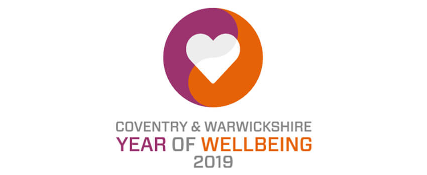 Year of wellbeing logo