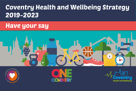 Coventry health and wellbeing strategy update