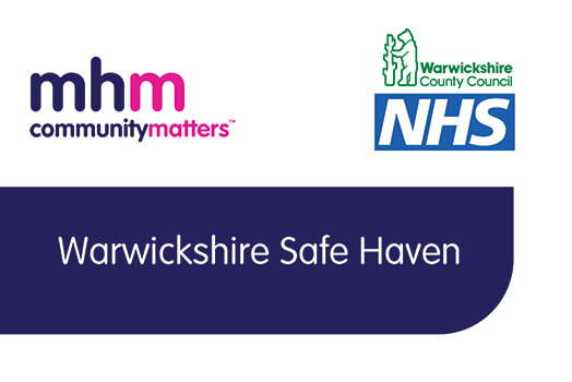 Warwickshire safe haven service launch