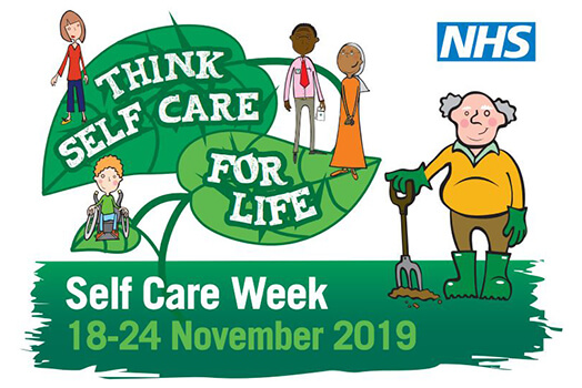 self care week 2019 in coventry and warwickshire